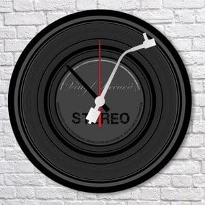 Nástenné hodiny Vinyl