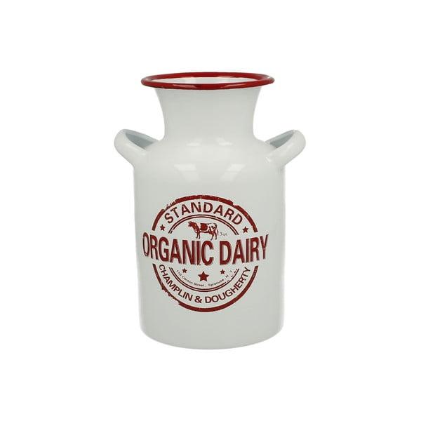 Smaltovaný džbán na mlieko Duo Gift Organic