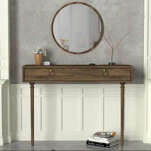 Set konzolového stola so zrkadlom Goldy