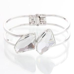 Náramok Yasmine Double Crystal