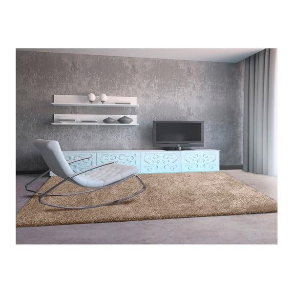 Béžový koberec Universal Aqua, 57×110cm