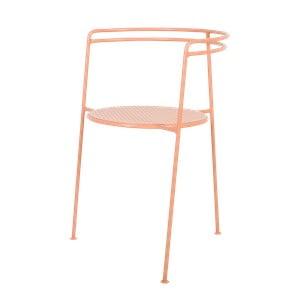 Oranžová stolička OK Design Point