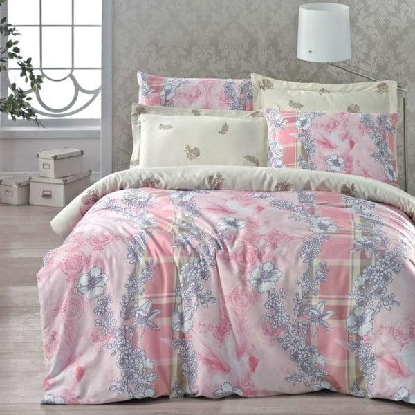 Obliečky Canan Pink, 200x220 cm