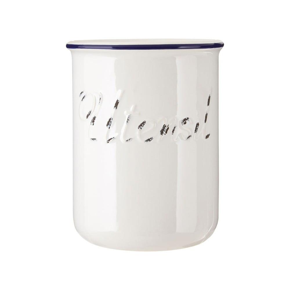 Dóza z dolomitu na kuchynské nástroje Premier Housewares Chiltern, ⌀ 12 cm