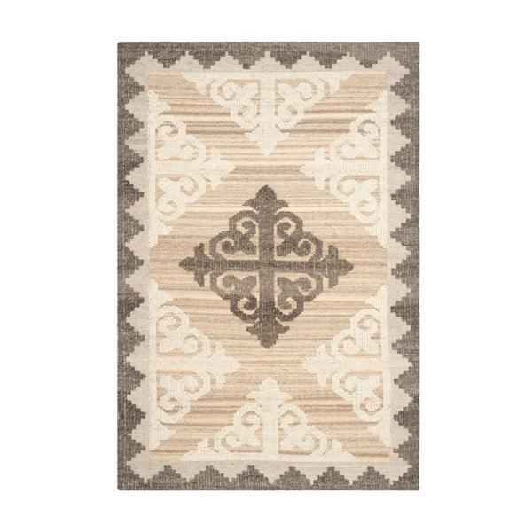 Vlnený koberec Kenya, 182x274 cm