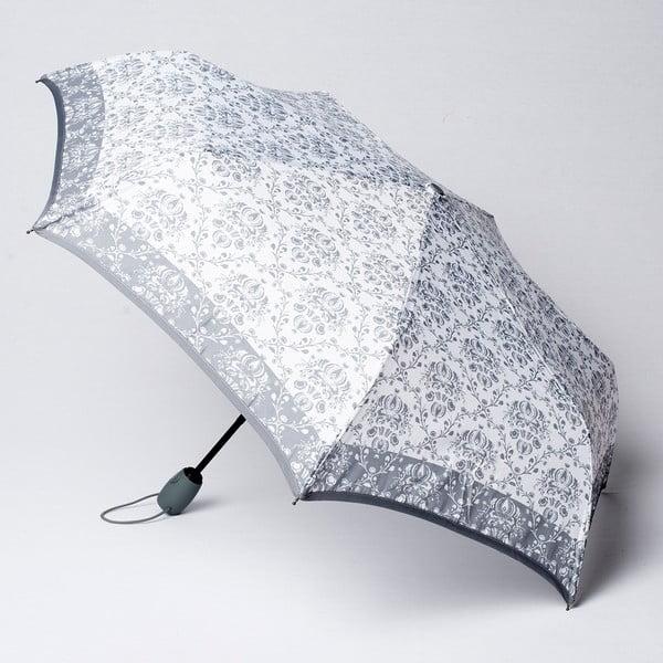 Skladací dáždnik Alvarez Damask Grey