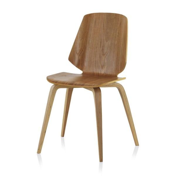 jedálenská stolička z Geese Natural