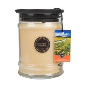 Sviečka s vôňou v sklenenej dóze Bridgewater Candle Company Open Road, doba horenia 65-85 hodín