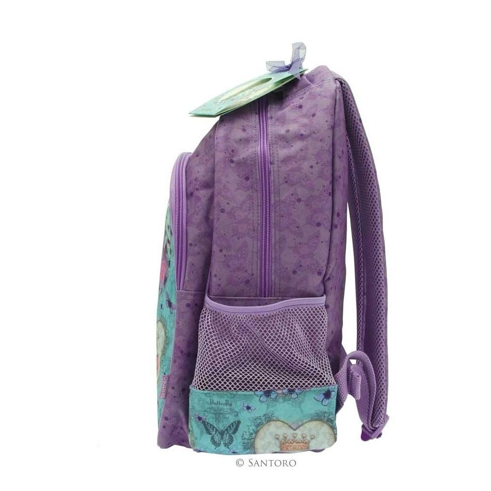 7d6417d782 ... Školský batoh Santoro London Mirabelle Butterfly ...