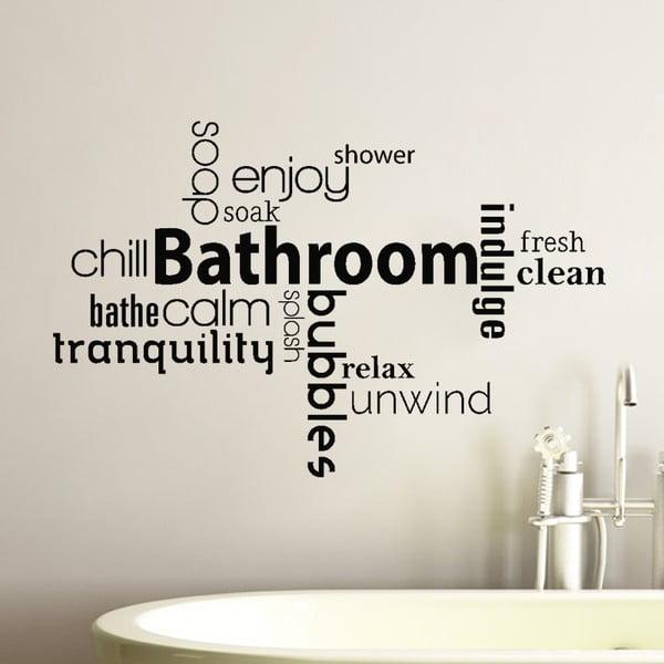 Samolepky Ambiance Bathroom