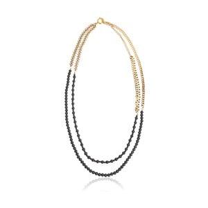 Dámsky náhrdelník v zlatej farbe NOMA Lisa