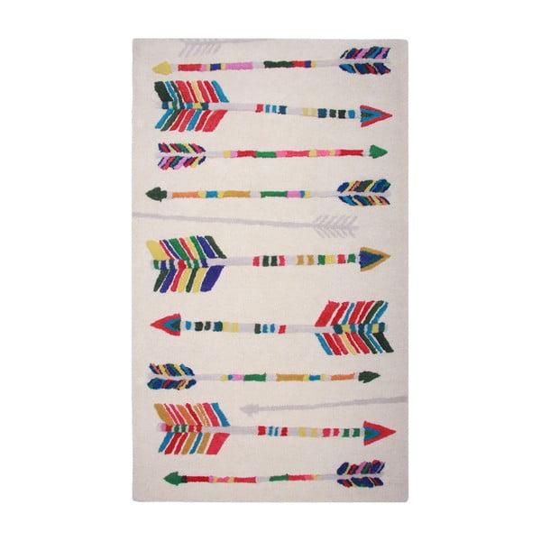 Detský koberec Nattiot Arrow,100x130cm