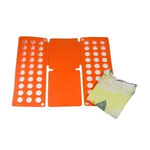 Oranžová podložka na skladanie tričiek Jocca