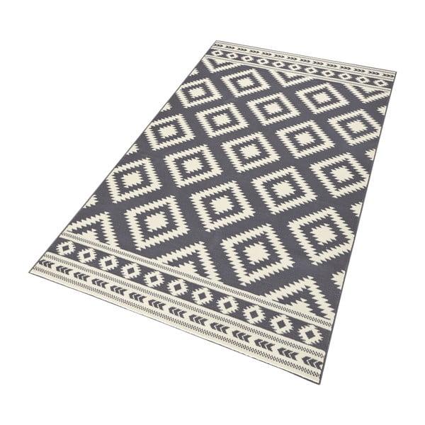 Sivý koberec Hanse Home Gloria Ethno, 80 x 300 cm