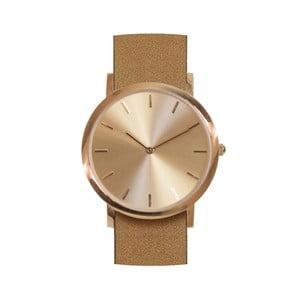 Hnedé hodinky Analog Watch Co. Classic
