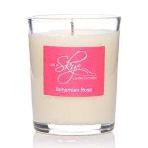 Sviečka s vôňou jantáru a ruže Skye Candles Container, dĺžka horenia 12 hodín