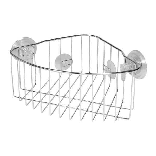 Kovový košíček s prísavkou Reo Basket