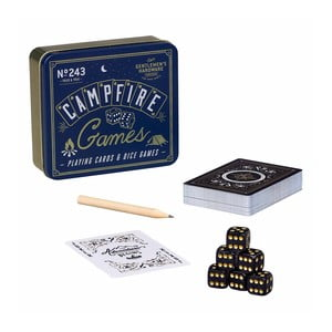 Set hracích kariet Gentlemen's Hardware Campfire Games