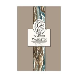 Vrecúško s vôňou Greenleaf Amber Warmth