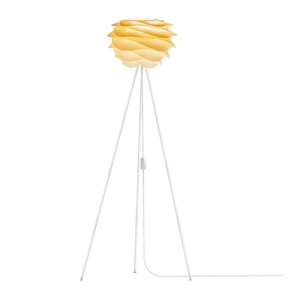 Žlté tienidlo VITA Copenhagen Carmina, Ø32 cm