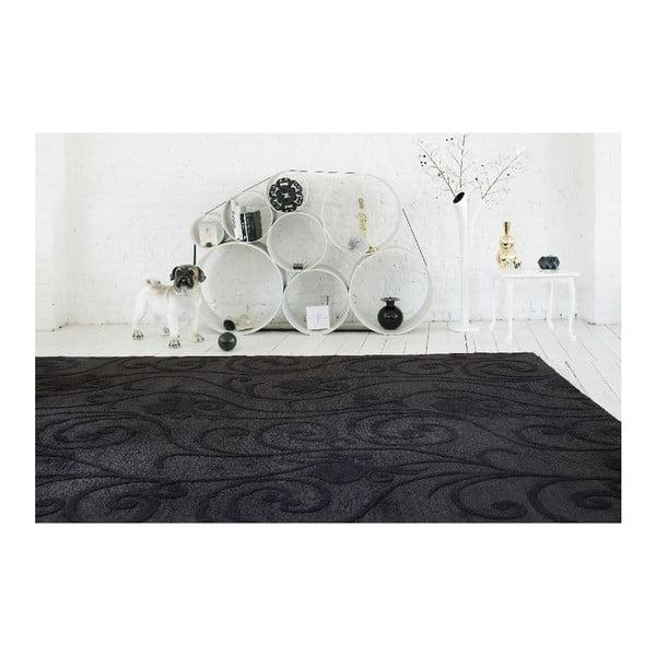 Vlnený koberec Audrey, 60x120 cm