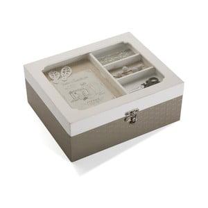 Drevený box na šijacie potreby Versa Femme