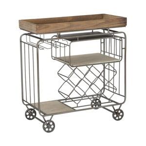 Servírovací vozík s úložným priestorom Mauro Ferretti