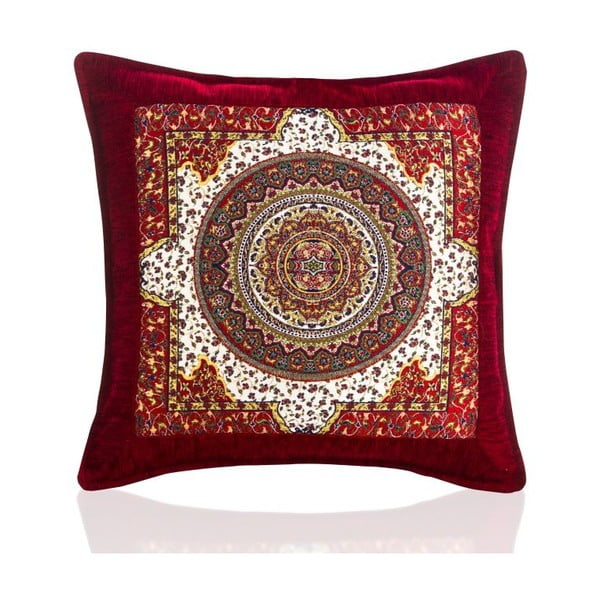 Obliečka na vankúš Seramik Red, 43x43 cm