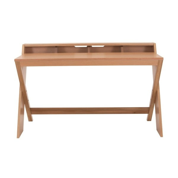 Pracovný stôl Woodman Ravenscroft Cross Leg