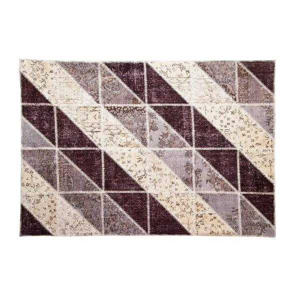 Vlnený koberec Allmode Sivas Multi IV, 200x140 cm