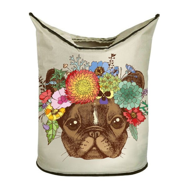 Kôš na bielizeň Bulldog Beauty