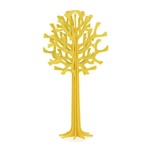 Skladacia pohľadnica Lovi Tree Yellow, 13.5 cm