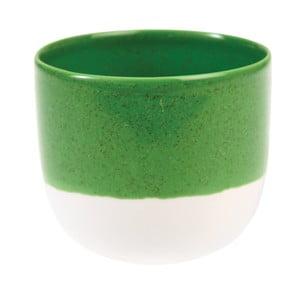 Zelený svietnik na čajové sviečky Rex London Plant