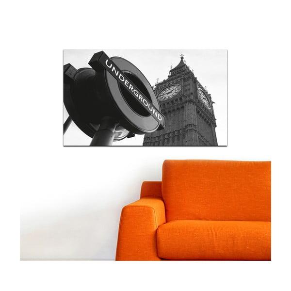 Obraz Black&White no. 16, 41x70 cm