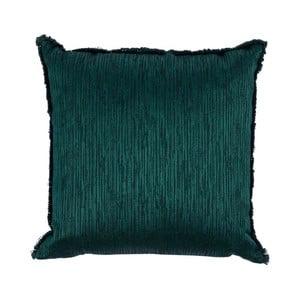 Smaragdovo-zelený vankúš Bella Maison Becky, 35×50 cm