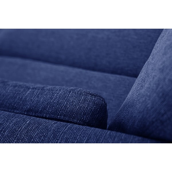 Pohovka pre troch Jalouse Maison Elisa, námornícka modrá