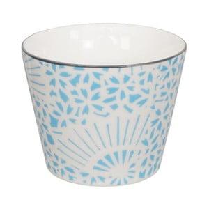 Tyrkysovo-biely porcelánový hrnček Tokyo Design Studio Shiki, 180ml