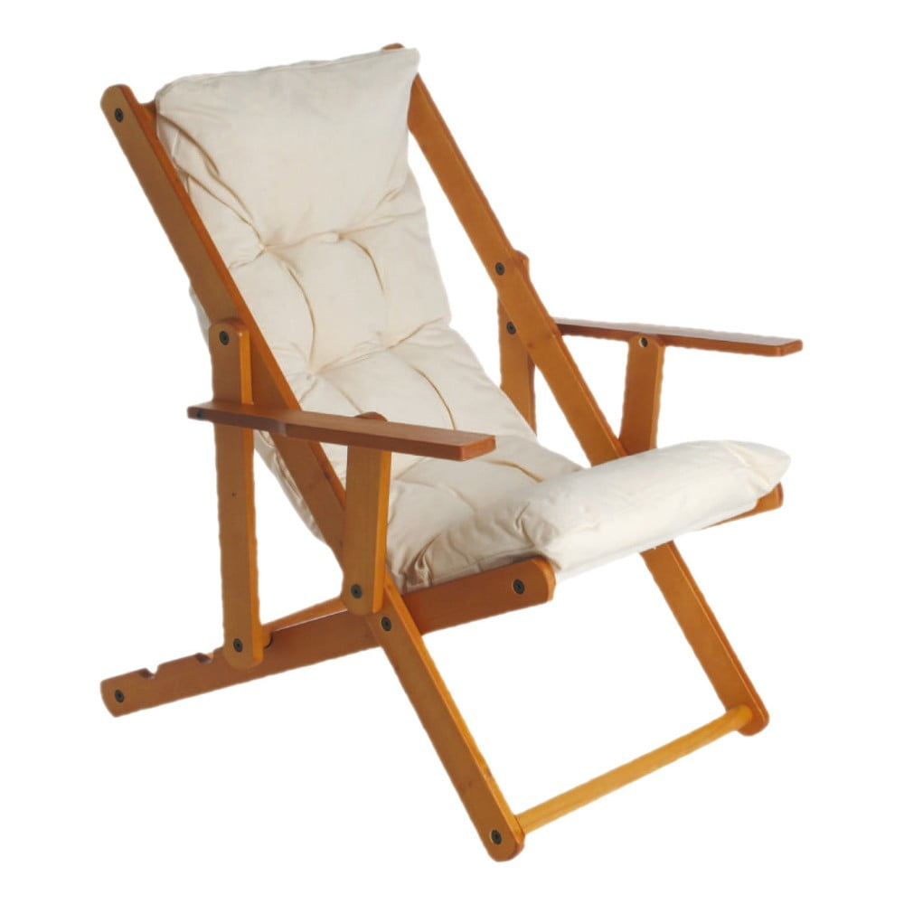 Складной стул шезлонг своими руками