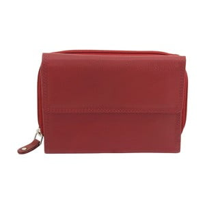 Dámska červená peňaženka Friedrich Lederwaren Karlien