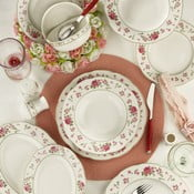 30-dielna sada riadu z porcelánu Kutahya Summer Day
