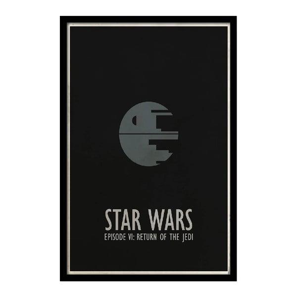 Plagát Star Wars VI, 35x30 cm