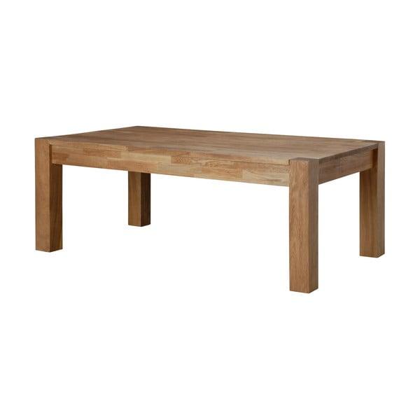 Konferenčný stolík s doskou z dubového dreva Actona Turbo, 120 x 65 cm
