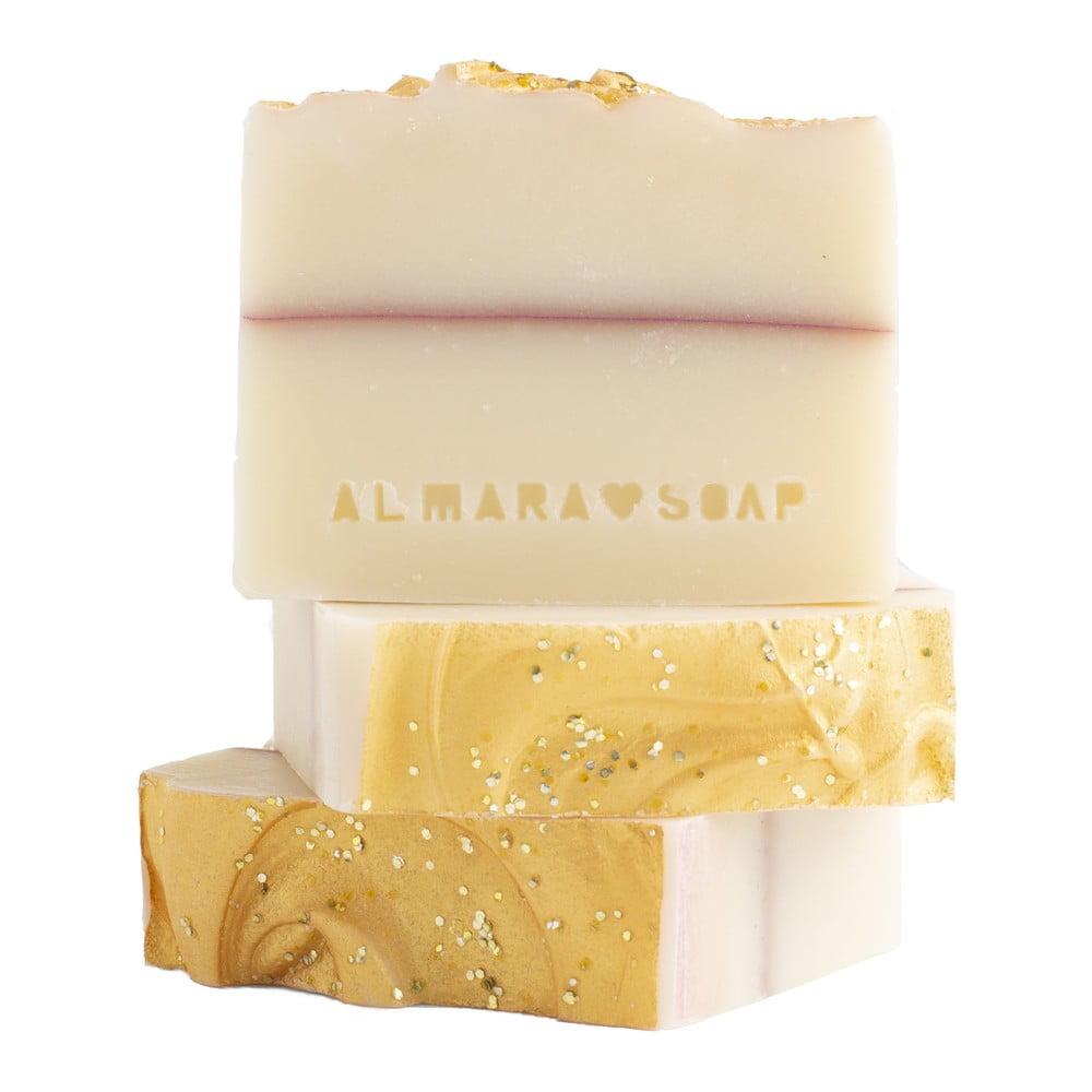 Ručne vyrábané mydlo Almara Soap Sparkling Champagne