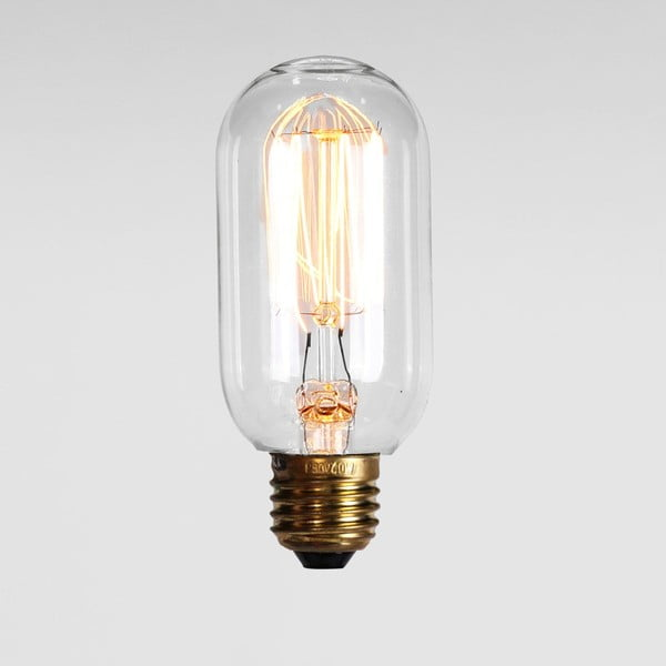 Žiarovka Edison Fylament E27 40W
