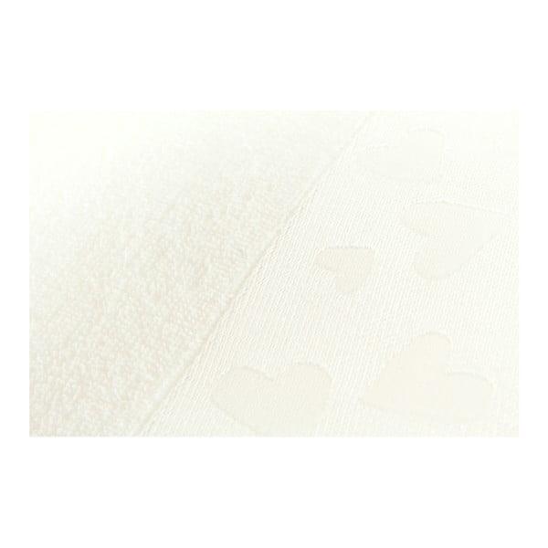 Sada 2 osušiek Kalp Ecru, 50x90 cm