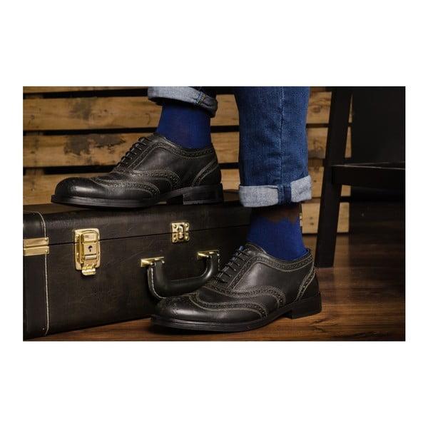 Vysoké unisex ponožky Black&Parker London Mulder, veľkosť 37/43