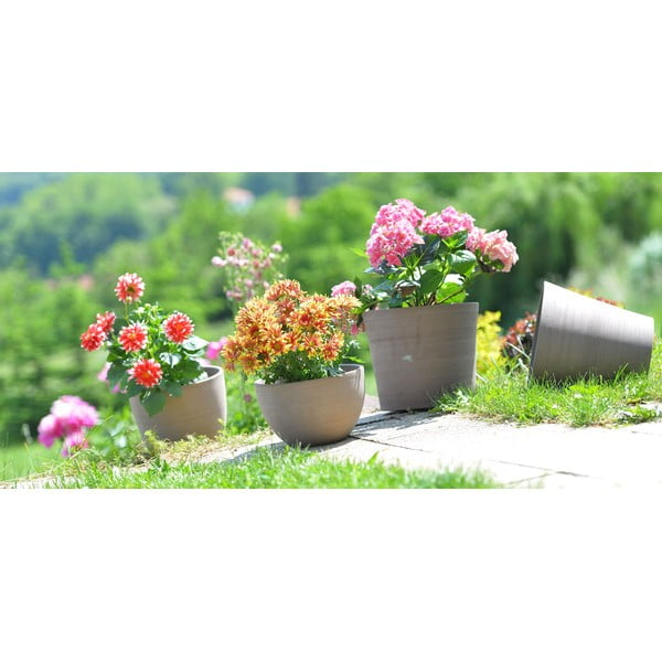 Keramický kvetináč Cono 35 cm