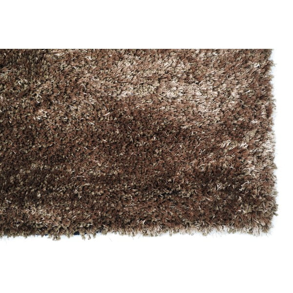 Ručne tuftovaný koberec Monaco Taupe, 120x170 cm