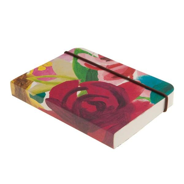 Zápisník Chunky Floral