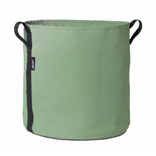 Zelený kvetináč, 50 L